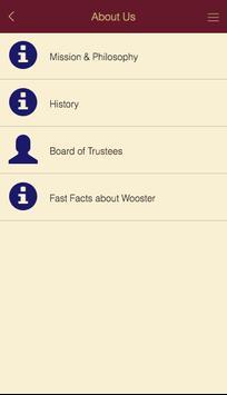 Wooster School apk screenshot