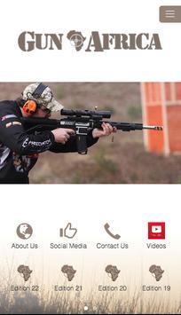 Gun Africa poster
