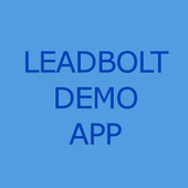 Leadbolt demo app icon
