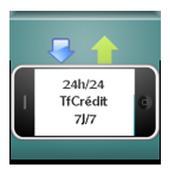 TfCredit alpha icon