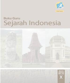 BSE Guru - Sejarah Indonesia X poster