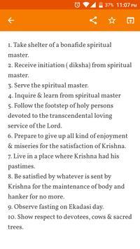 Bhagavad Gita Summary apk screenshot