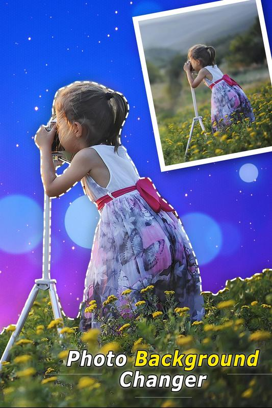 Photo Background Changer APK Download - Free Photography ...