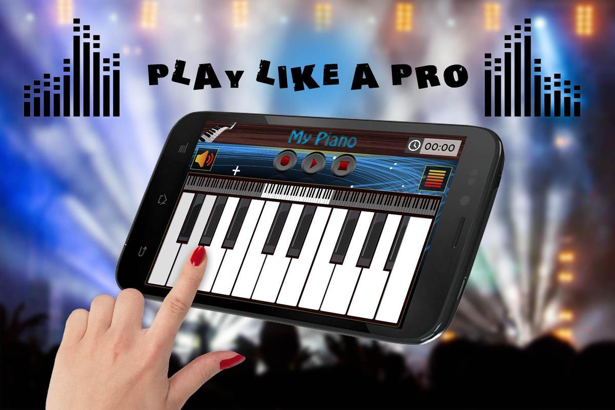 Real Piano Keyboard APK Download