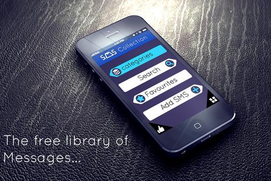 SMS Collection apk screenshot