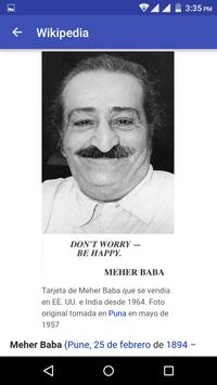 Meher Baba apk screenshot