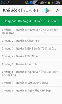 Khế ước đàn Ukulele, Hào môn 2 apk screenshot