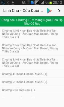 Linh Chu, Cửu Đương Gia Truyện apk screenshot