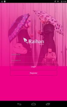Raihan Shop poster
