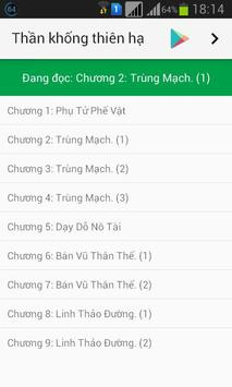 Thần Khống Thiên Hạ (Full Hay) apk screenshot