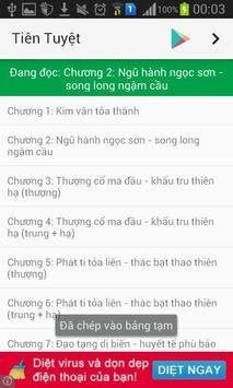 Tiên Tuyệt Truyện Full Hay apk screenshot