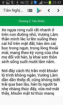 Tiên Nghịch Truyện Full Hay apk screenshot