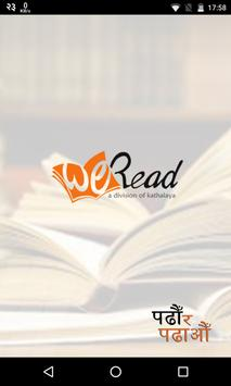 We Read poster