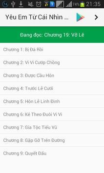 Yêu Em Từ Cái Nhìn Đầu Tiên apk screenshot