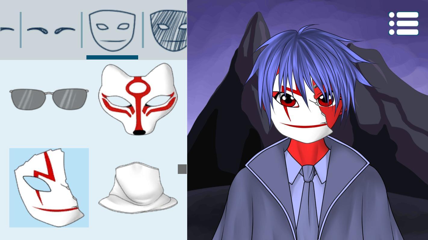 Avatar Maker Anime