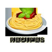 Pasta Recipes icon