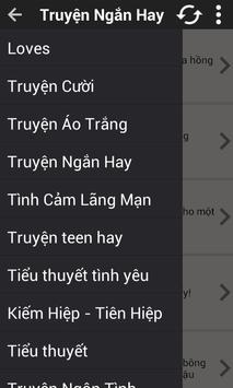 Kho Truyện Hay (Full Version) apk screenshot