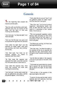 Bible NIV (FREE) apk screenshot