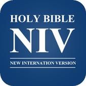 Bible App Free NIV icon