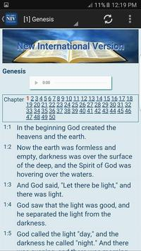 Bible App Free NIV apk screenshot