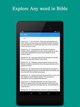 ASV Bible (American Standard) apk screenshot