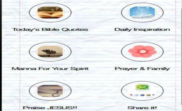 Bible Daily Grace apk screenshot