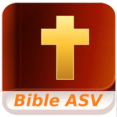 Bible ASV Free (Audio) icon