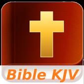 Bible KJV Free (Audio) icon