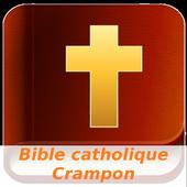 Bible catholique Crampon Audio icon