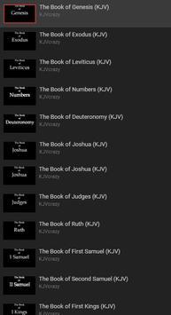 Bible King James Audio poster