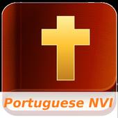 Portuguese bible NIV (Audio) icon