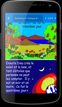 Children Bible In France apk screenshot
