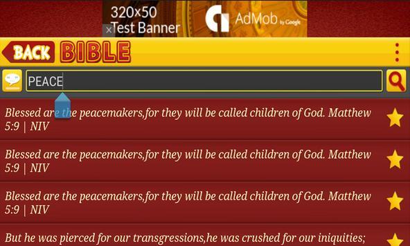 Bible Quotes Free apk screenshot