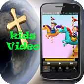 Bible Stories For Kids Video icon