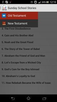 Sunday School Stories apk screenshot