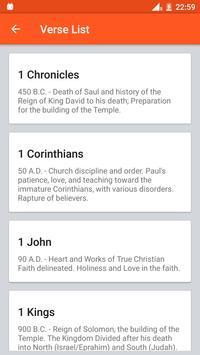 Daily Bible Prayers & Verses apk screenshot