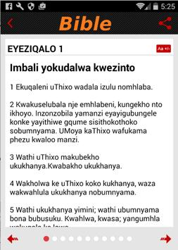 Bible Xhosa apk screenshot