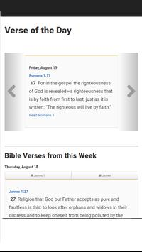 The Bible NIV poster