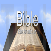 Electronic Bible icon