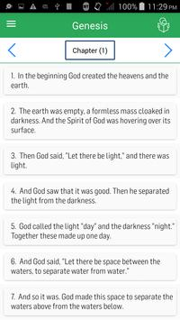 NLT Bible apk screenshot