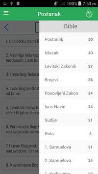 Serbian Bible apk screenshot