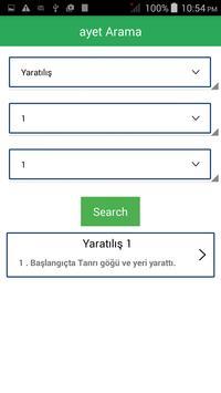 Turkish Bible apk screenshot