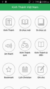 Vietnamese Bible poster