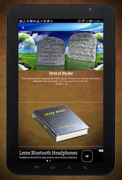 Holy Bible - English apk screenshot