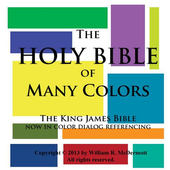 Free - Bible of Many Colors icon