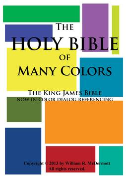 Free - Bible of Many Colors poster