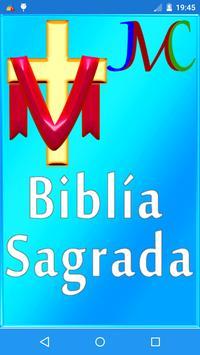 Biblia Sagrada do Varão poster
