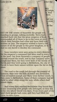 Bible Stories about Jesus apk screenshot