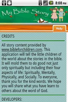 My Bible Story Volume 1 - 5 apk screenshot