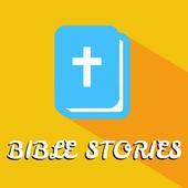 Bible Stories - English Comics icon